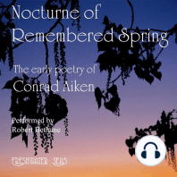 Nocturne of Remembered Spring