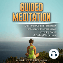 Guided Meditation - Positive Thinking, Mindfulness, & Self Healing: 30 Minute Guided Meditation for Positive Thinking, Mindfulness, & Self Healing (Self Hypnosis, Affirmations, Guided Imagery & Relaxation Techniques)
