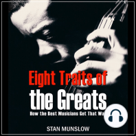 Eight Straits of the Greats