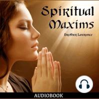 Spiritual Maxims