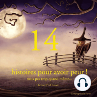 14 contes pour avoir peur mais pas trop quand même