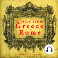 Myths from Greece and Rome