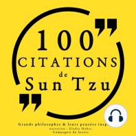 100 citations de Sun Tzu