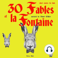 30 Fables of La Fontaine
