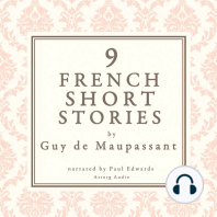 9 French Short Stories by Guy De Maupassant