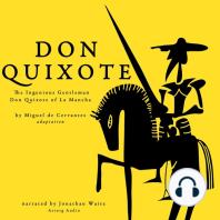 Don Quixote by Miguel Cervantes
