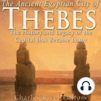 The Ancient Egyptian City of Thebes