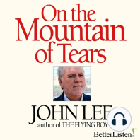 On the Mountain of Tears