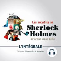 L'intégrale des enquêtes de Sherlock Holmes