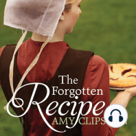 The Forgotten Recipe