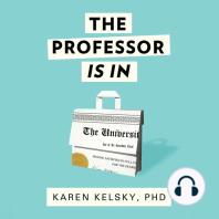 The Professor Is In