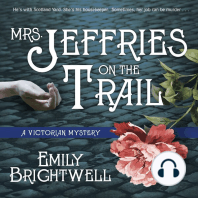 Mrs. Jeffries on the Trail