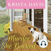 Murder, She Barked