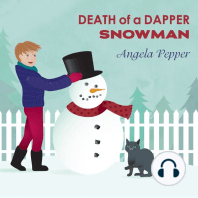 Death of a Dapper Snowman