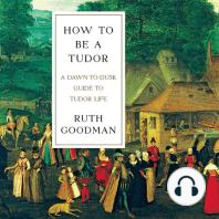 How to Be a Tudor