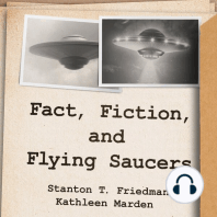 Fact, Fiction, and Flying Saucers