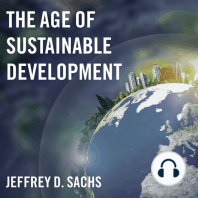 The Age of Sustainable Development