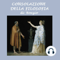 Consolazione della filosofia
