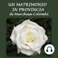 Un matrimonio in provincia