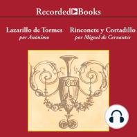 El Lazarillo de Tormes/ Rinconete y Cortadillo