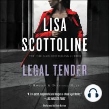 Legal Tender: A Rosato & Associates Novel