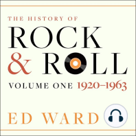 The History of Rock & Roll: Volume 1: 1920-1963