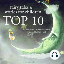 Top 10 Best Fairy Tales: Best of stories and tales for children