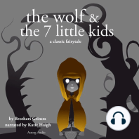 The Wolf and the Seven Little Kids