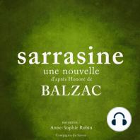 Sarrasine, une nouvelle de Balzac
