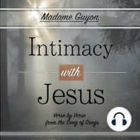 Intimacy with Jesus