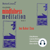 Guided Mindfulness Meditation, Series 2