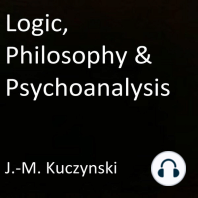 Logic, Philosophy & Psychoanalysis