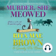Murder, She Meowed