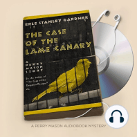The Case of the Lame Canary