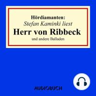"""""""Herr von Ribbeck"""" und andere Balladen - Hördiamanten (Ungekürzte Lesung)"""