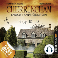 Cherringham - Landluft kann tödlich sein, Sammelband 04