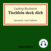 Tischlein deck dich (Ungekürzte Lesung)
