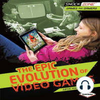 The Epic Evolution of Video Games