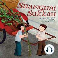 Shanghai Sukkah