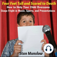Four Feet Tall and Scared to Death