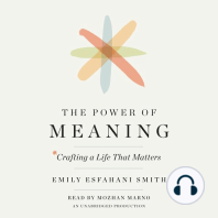 The Power of Meaning