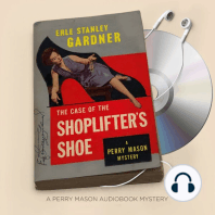 The Case of the Shoplifter's Shoe