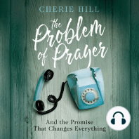 The Problem of Prayer