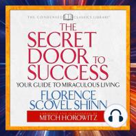 The Secret Door to Success