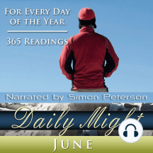 Daily Might: June: For Every Day of the Year - 365 Readings