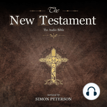 New Testament, The: The Gospel of Mark: Read by Simon Peterson