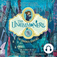 Uncommoners, Book 1, The