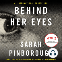 Behind Her Eyes: A suspenseful psychological thriller