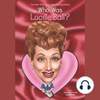 Who Was Lucille Ball?