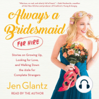 Always a Bridesmaid (for Hire)